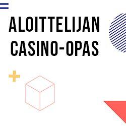 Aloittelijan casino-opas