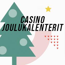 Casino joulukalenterit 2020
